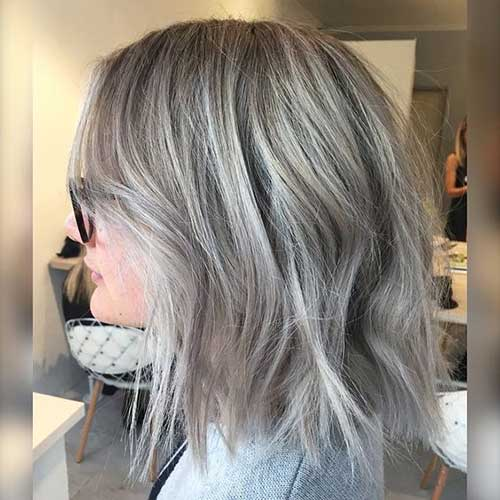 Short Grey Hair-6