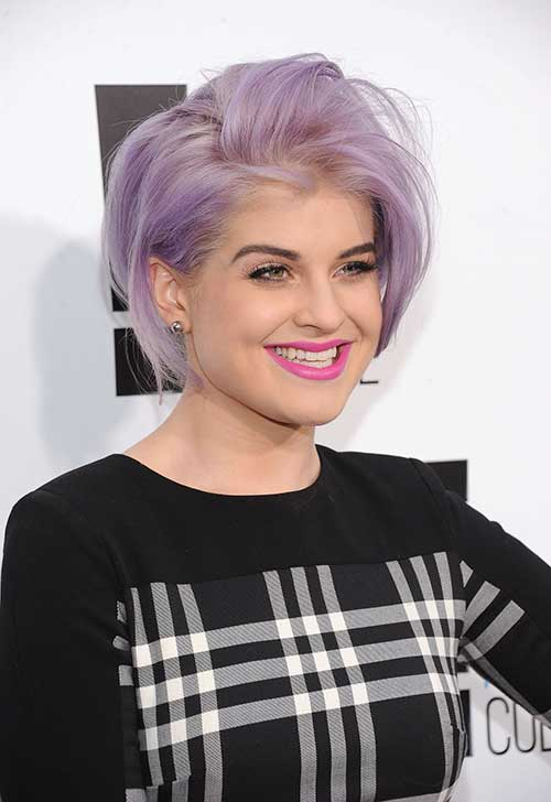 Celebrity Short Hairstyles-7