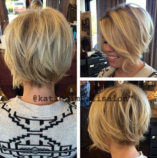 Trendy Short Hairstyles You Should See Trendy Short Haircuts