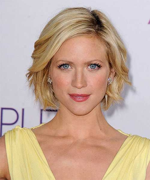 Celebrity Short Hairstyles-8