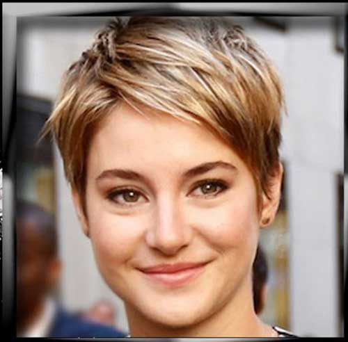 Shailene Woodley Short Hair Pics Short Hairstyles 2017