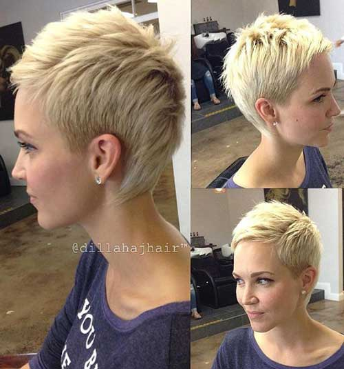 Short Pixie Hairstyles-8
