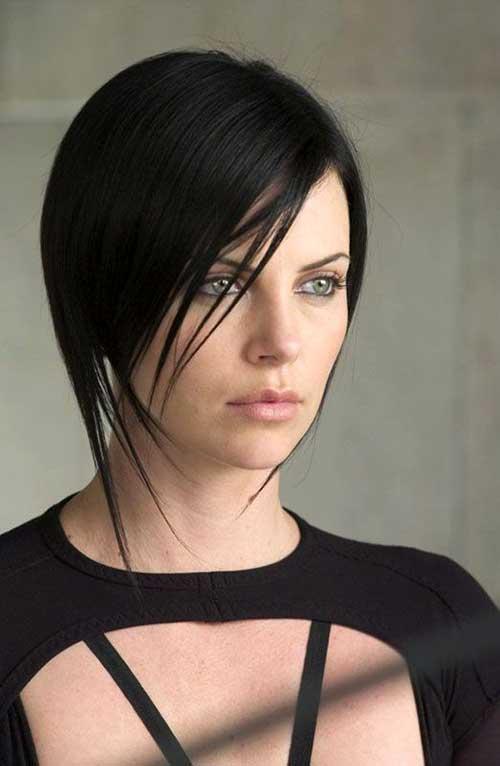 Celebrity Short Hairstyles-9