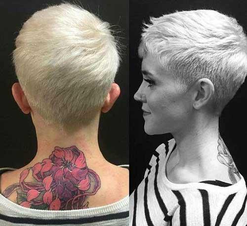 Classic Short Haircuts-9
