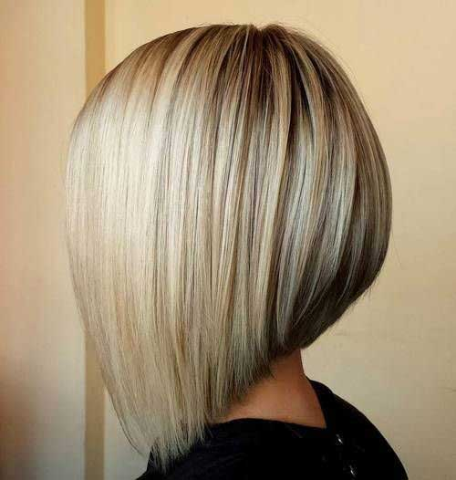 Short Hairstyles for Thick Straight Hair-9