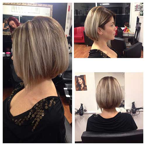 Short Haircut for Straight Hair-9