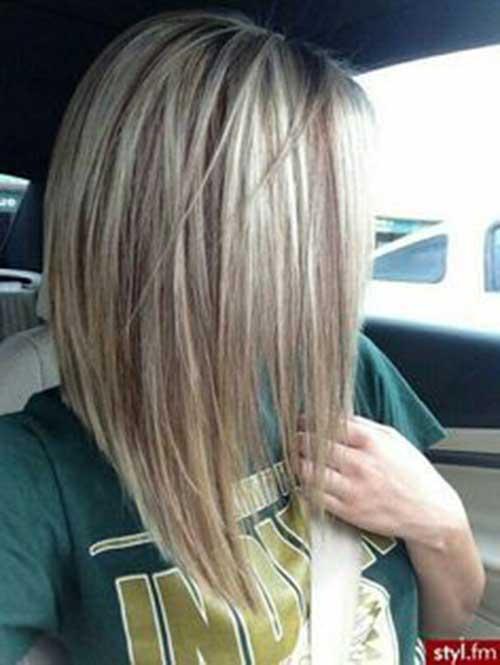 Angled Bob Haircuts For 2015