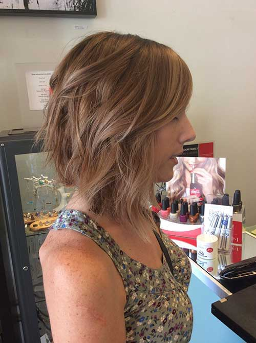 10 Ash Blonde Bob Short Hairstyles 2018 2019 Most