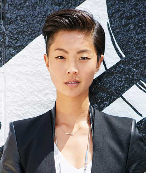 Most Lovely Asian Pixie Cut Pics Short Hairstyles 2018 2019
