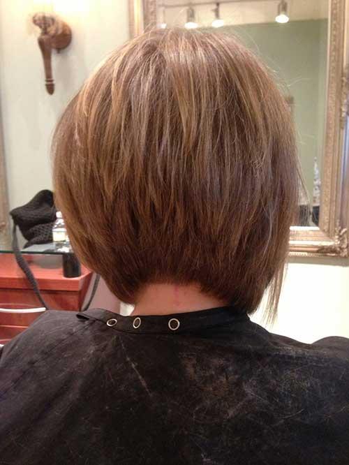 Marvelous 15 Best Back View Of Bob Haircuts Short Hairstyles 2016 2017 Short Hairstyles Gunalazisus