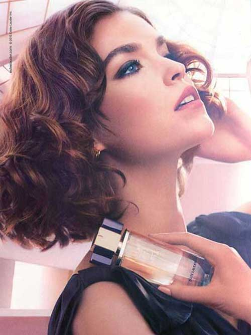 Best Short Wavy Curly Haircuts