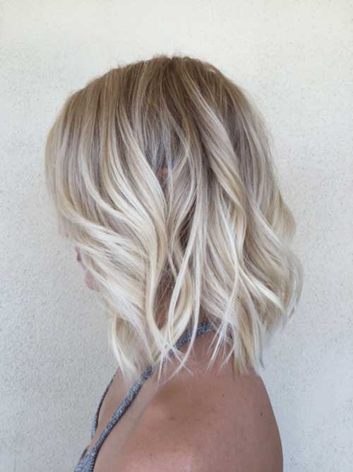 Blonde Bob Hair Ideas