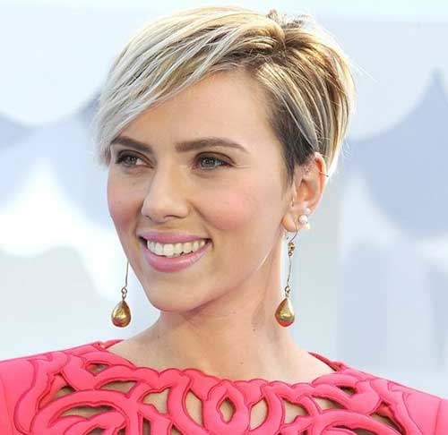 Blonde Pixie Haircuts For 2015
