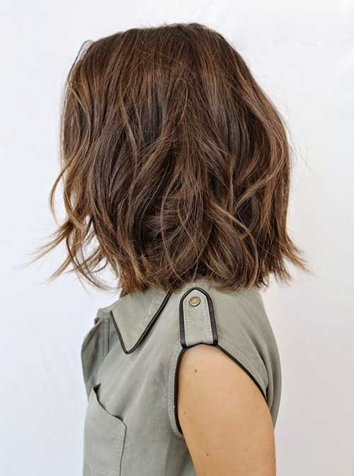 Marvelous 10 Bob Hairstyles For Thick Wavy Hair Short Hairstyles 2016 Short Hairstyles For Black Women Fulllsitofus