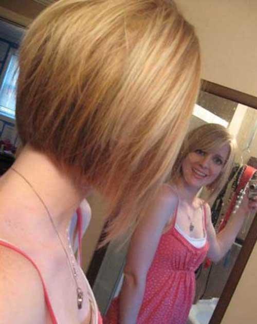 Fine 15 Best Back View Of Bob Haircuts Short Hairstyles 2016 2017 Short Hairstyles Gunalazisus
