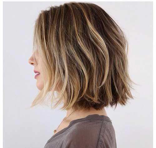 15 Balayage Bob Hair