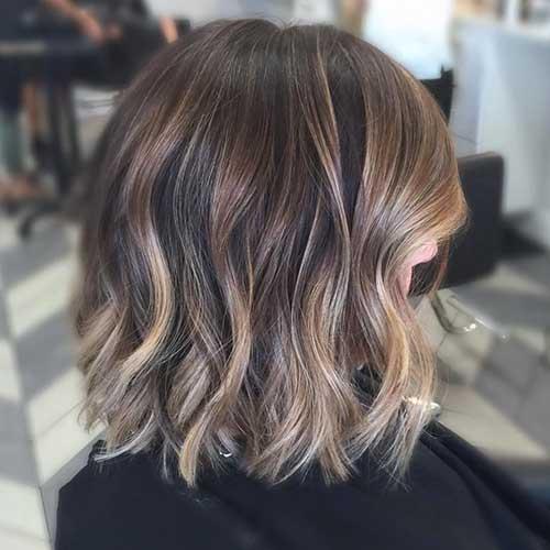 Brunette Bob Hairstyles 2016