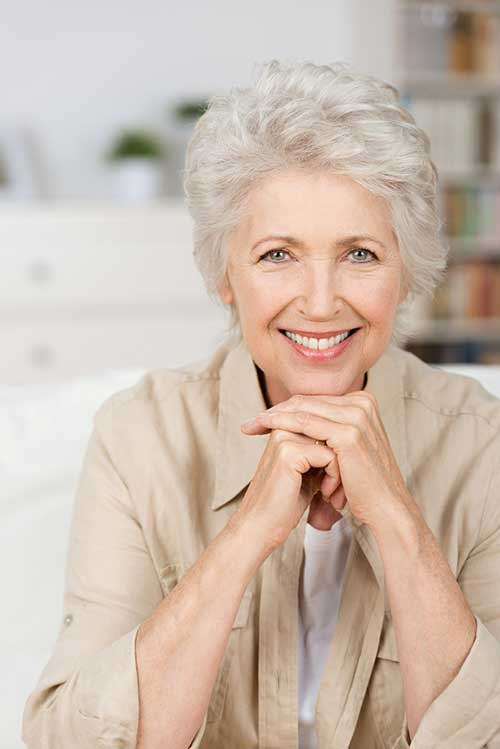 Casual Short Hair Styles For Over 50