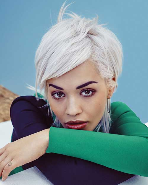 Most Favourite Celebrity Pics With Short Hairstyles