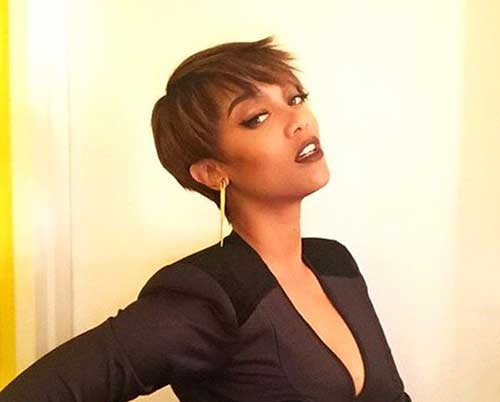 Chic Pixie Haircuts For 2015