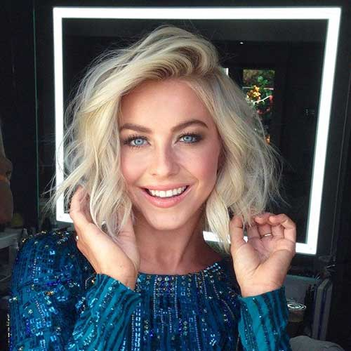 Surprising 15 Blonde Bob Hairstyles Short Hairstyles 2016 2017 Most Hairstyles For Women Draintrainus