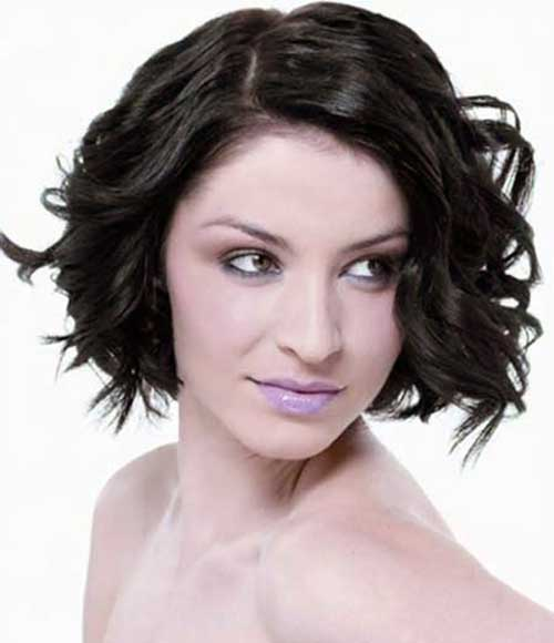 Wavy Choppy Hairstyles : Short haircuts for curly wavy hair hairstyles