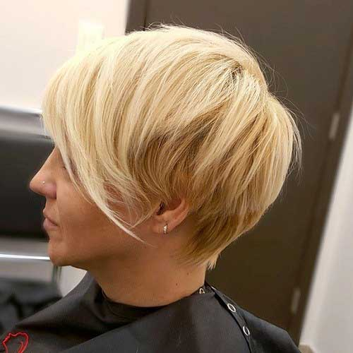 Classic Short Haircuts for Women