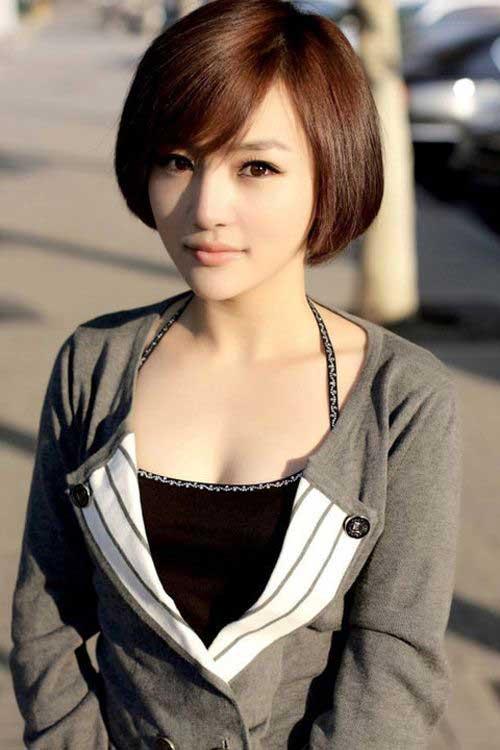 Cute Short Hairstyles 2014 2015