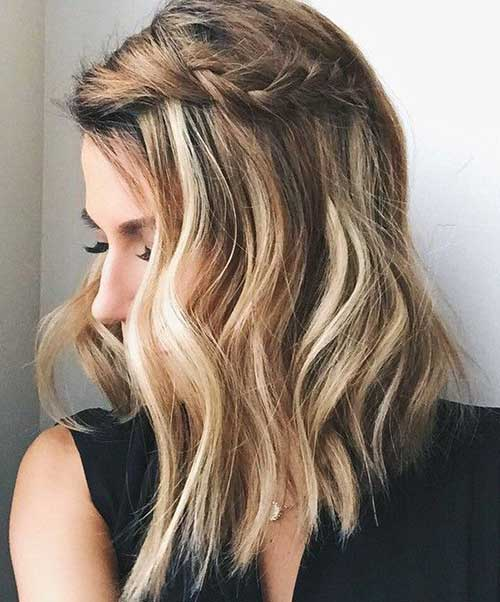 Stupendous 15 Cute Easy Hairstyles For Short Hair Short Hairstyles 2016 Hairstyles For Women Draintrainus