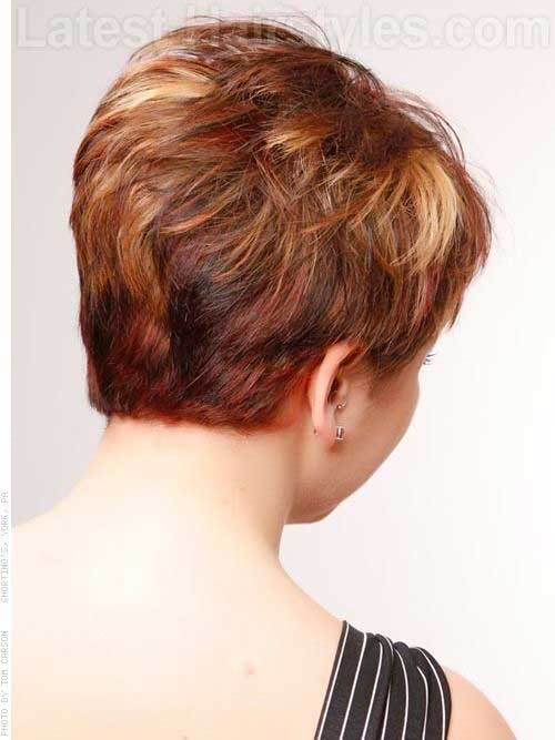 15 Pixie Hairstyles For Over 50 Short Hairstyles 2018