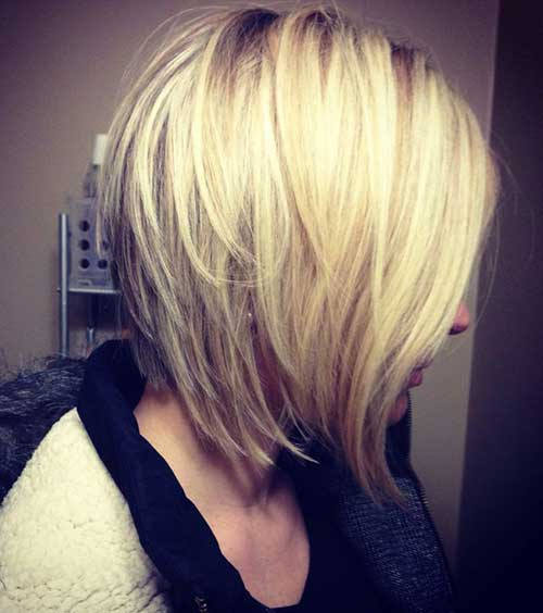 Easy and Cute Hairstyles for Short Hair Back View