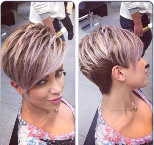 Best Edgy Pixie Cut