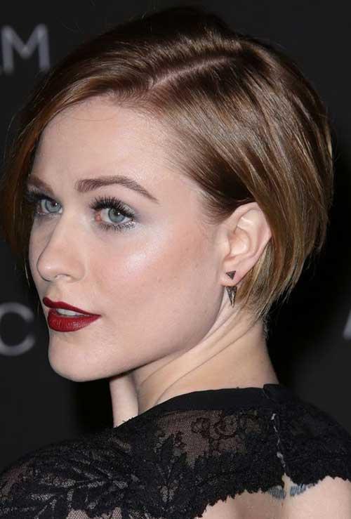 Evan Rachel Wood Short Hair for Females