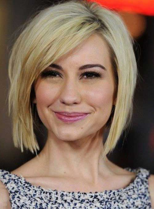 Sensational 10 Bob Hairstyles For Fine Hair Short Hairstyles 2016 2017 Hairstyles For Women Draintrainus