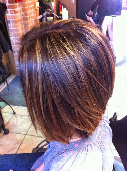 Sensational 15 Best Back View Of Bob Haircuts Short Hairstyles 2016 2017 Hairstyles For Women Draintrainus