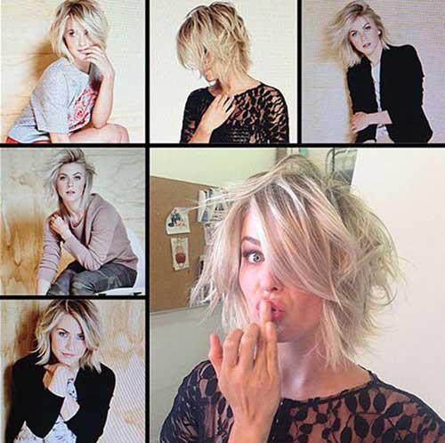 Best Julianne Hough Bob Haircut