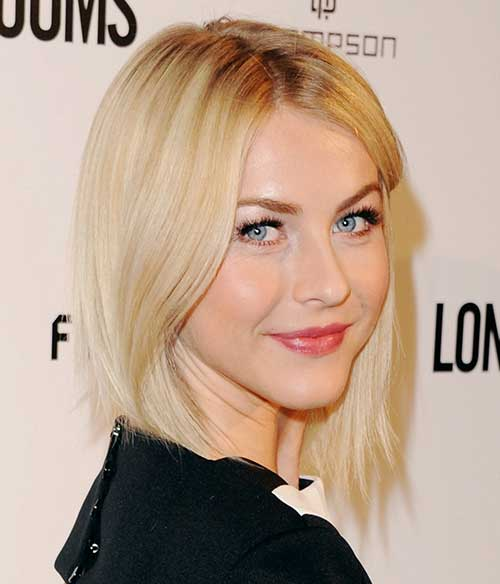 Julianne Hough Bob Haircuts Ideas