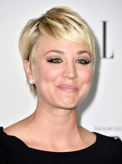 10 New Pixie Hairstyles For Round Faces