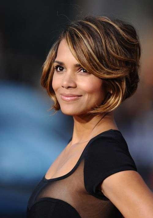 Ladies Short Classy Haircuts 2014