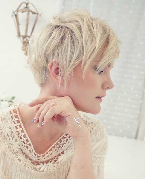 Layered Pixie Hair For 2015