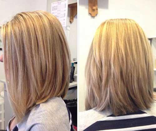 Long Bob Haircuts For 2015