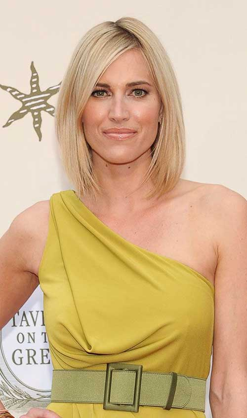 Long Straight Bob Hairstyles for Thin Hair
