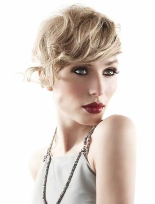 Long Wavy Pixie Haircuts 2015