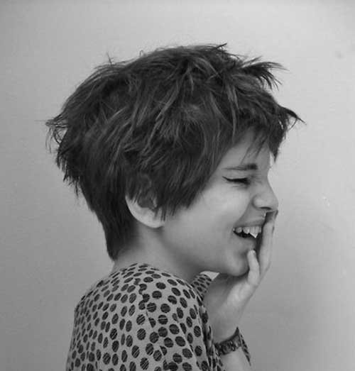 Medium Length Pixie Cut Archives Short Haircut Com