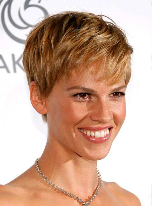 Nice Pixie Haircuts for Over 50