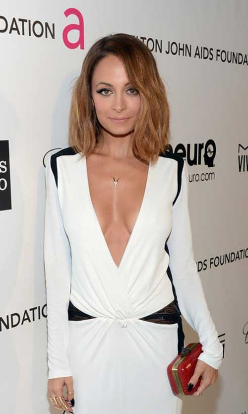 Nicole Richie Medium Bob Hair
