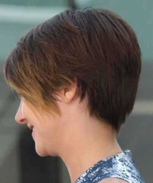 Pixie Haircuts Side View Look 2015