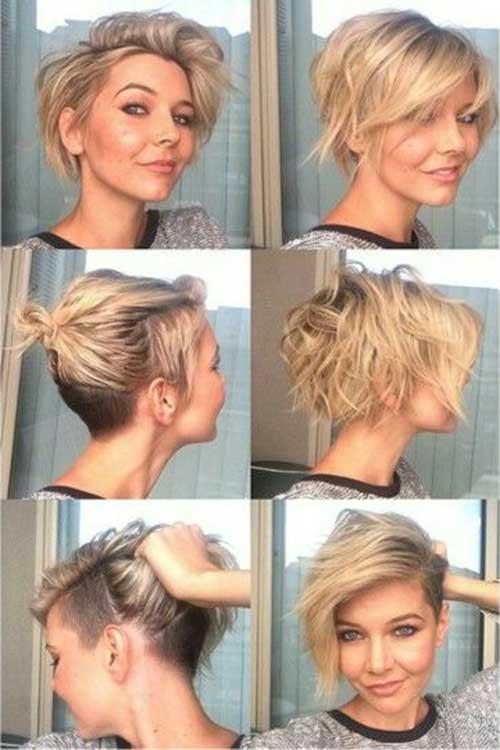 Incredible Short Pixie Bob Haircuts Best Hairstyles 2017 Hairstyles For Women Draintrainus