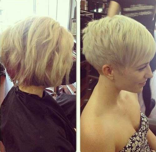 Cute Pixie Hairdos Style