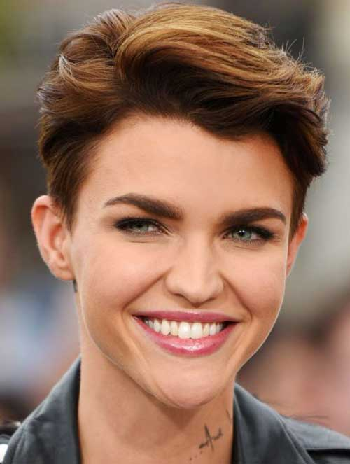 Best Pixie Hairstyles 2015